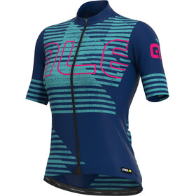 Alé Cycling PRR Horizon SS Jersey Women, blue/turquoise